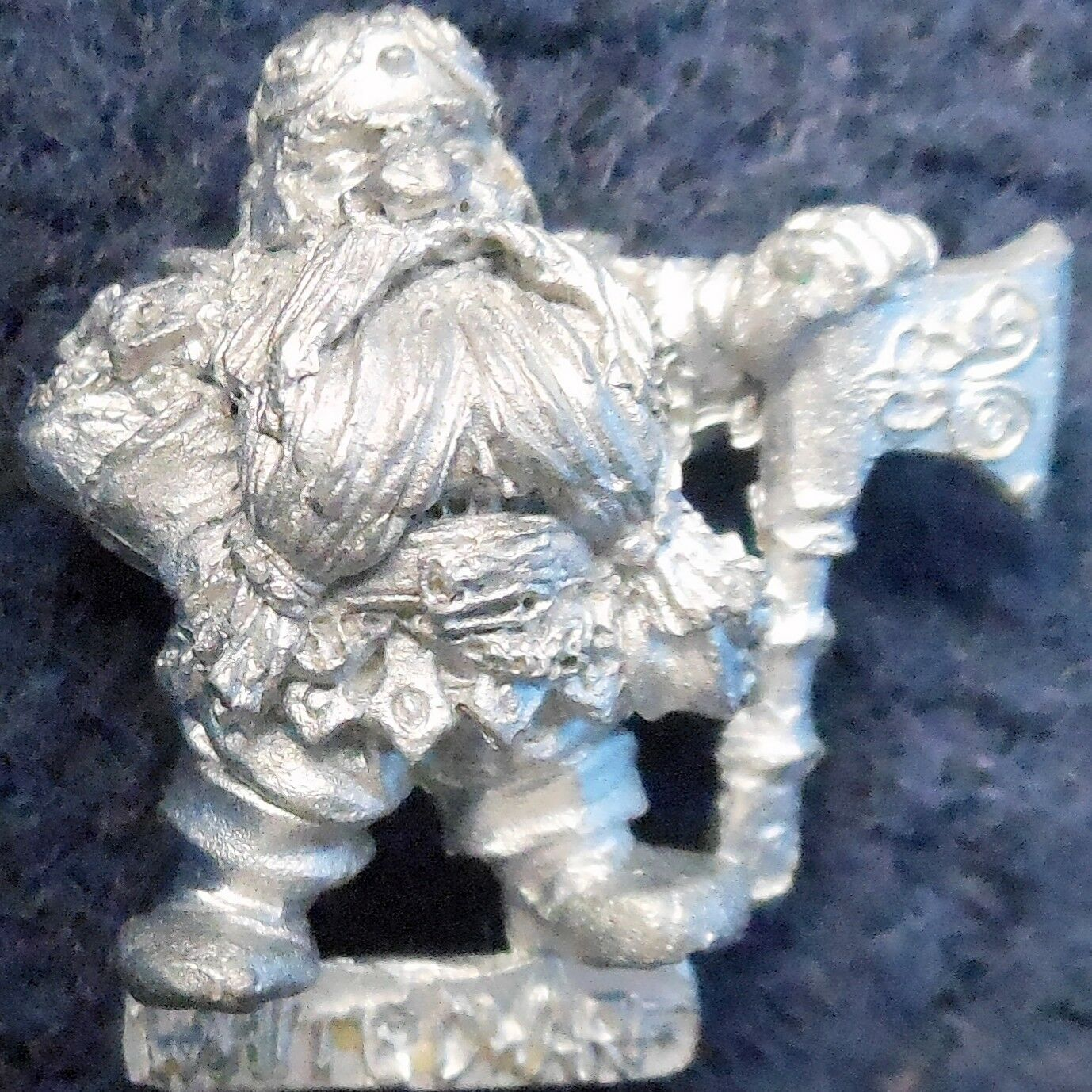 1987 Limited Edition White Dwarf 10th Year Mail Order Miniature Citadel Norse GW