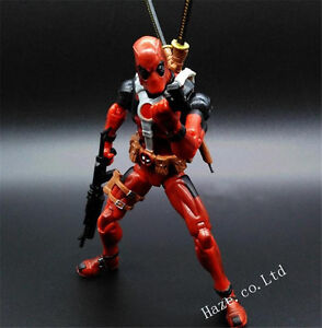 DEADPOOL-Marvel-Universe-X-Man-Comic-Series-Action-Figure-Model-Toy-No-Box-Gift