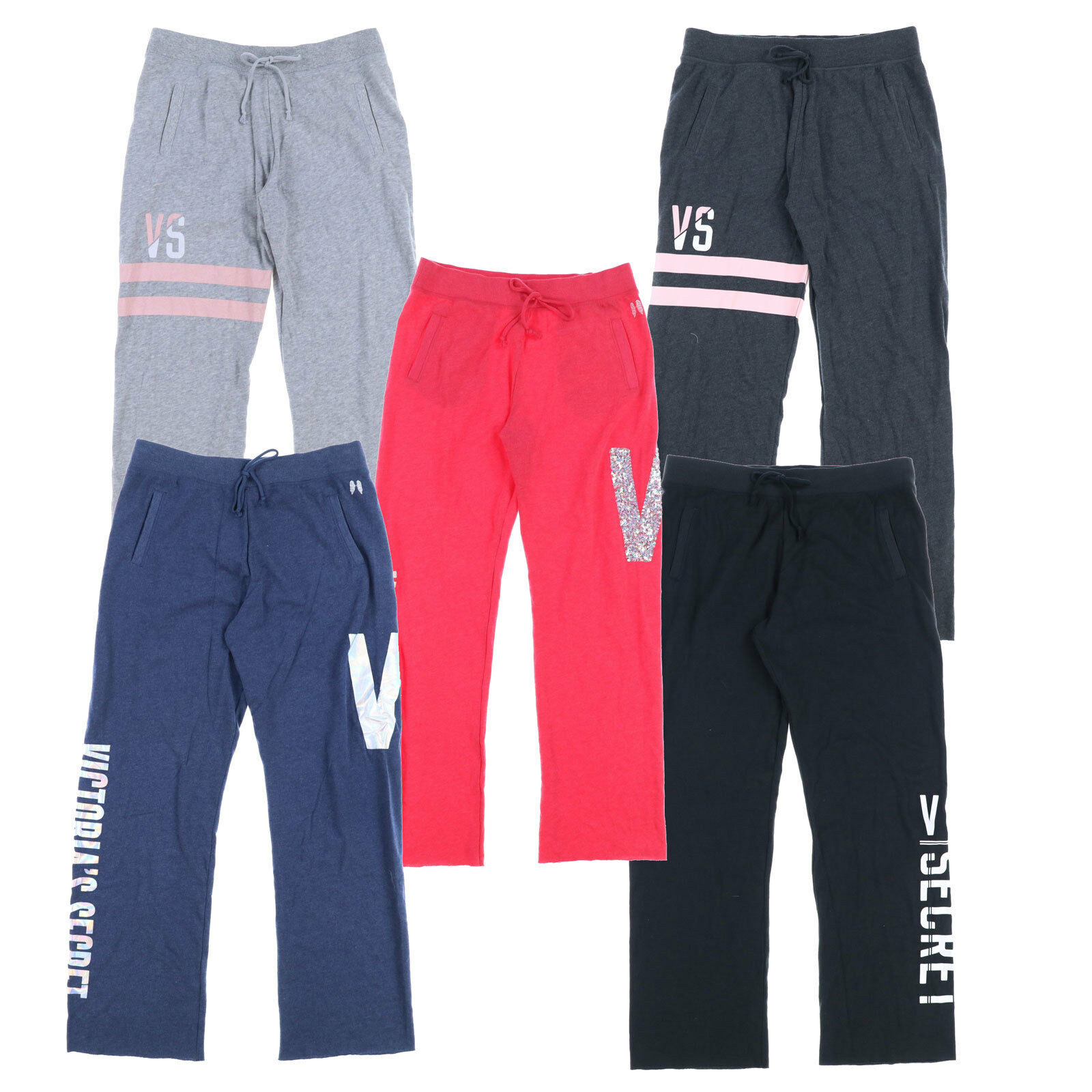 Victoria's Secret Sweatpants Angel Boyfriend Fit Relaxed Fit Lounge Pant Vs New