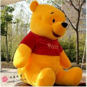 Winnie the pooh bear 9/' plush stuffed toy doll birthday Christmas gift  New