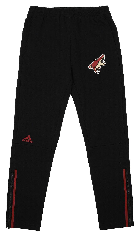 Adidas NHL Men's Arizona Coyotes Center Ice Finished Zone Pants