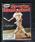 Sports Illustrated Ted Williams Boston Red Sox 2002