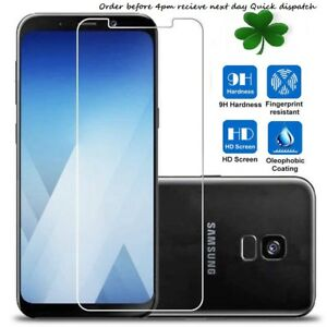 on sale 7716d ecad7 Details about Samsung Galaxy J6 Plus 2018 Tempered Glass Mobile Phone  Screen Protector