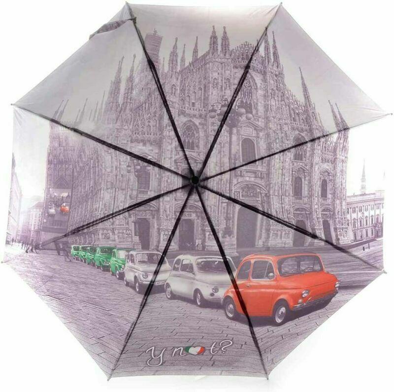 ? no y largo AC Milán City Design 87cm paraguas
