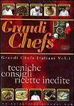 GRANDI CHEFS Francesi Vol.1 DVD New Sealed - posta1 gratuita