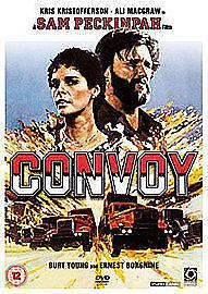 CONVOY-Kris-Kristofferson-Uncut-Edition-Cult-CB-Radio-Movie-Film-DVD-NEW