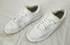 timeless design 3ebc3 0633b item 3 Mens Size 13 White Nike Air Max 90 Leather PA Running Shoes 705012- 111 preowned -Mens Size 13 White Nike Air Max 90 Leather PA Running Shoes  ...