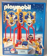 Playmobil  4888 Sled Carousel  - Christmas -  NEW
