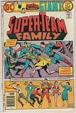 2 Super-Team Family DC Comic Books # 6 7 Superman Batman Shazam Robin TW41