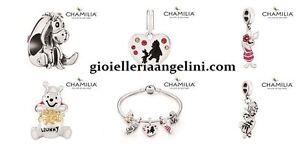 Chamilia-charm-disney-WINNIE-THE-POOH-EEYORE-TIGGER-PIGLET-Da-rivenditore