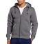 Nike-Men-039-s-Sportswear-Club-Swoosh-Fleece-Full-Zip-Hoodie thumbnail 5