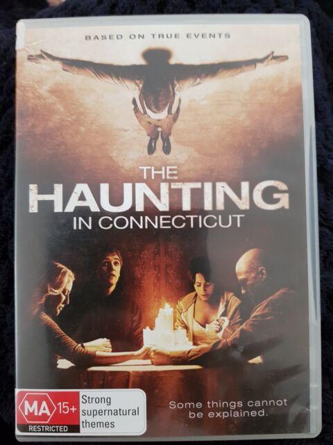 The Haunting In Connecticut (DVD, 2011) Ex-Rental Region 4