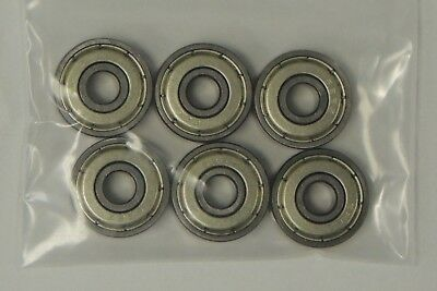 Yakovlev,Yak-52 Canopy Bearings 1 set- six bearings