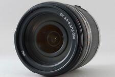 【C Normal】 SONY DT 18-250mm f/3.5-6.3 Lens SAL18250 for Sony Minolta Alpha #2549