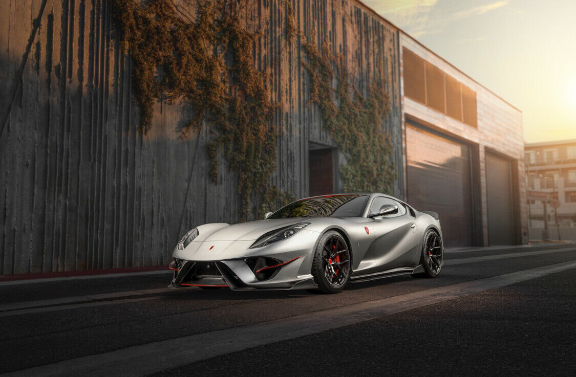 2018 Ferrari Other 812 SVR Dry Carbon Edition 900HP Sy 4806955002