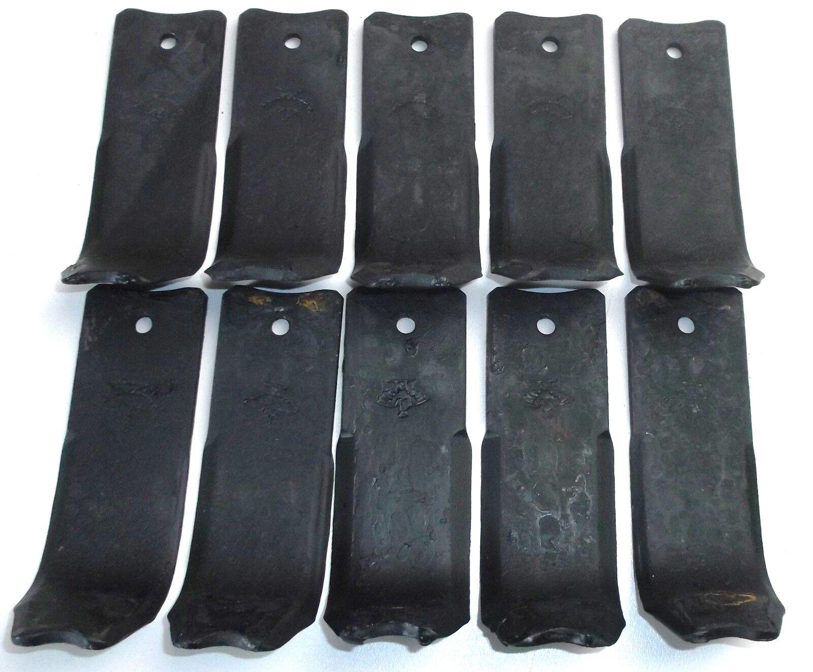 10 Tajadora L+ R 1600, 2400, 2600 1567-06622 Hojas