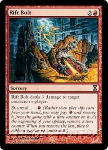 RIFT BOLT Time Spiral MTG Red Sorcery Com