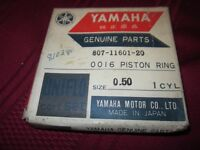 Yamaha Gp Ss Piston Ring 807 11601 20