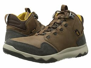 eca9d009241a 50% OFF! NEW MEN S  1013643 TEVA ARROWOOD LUX MID TRAIL BOOTS