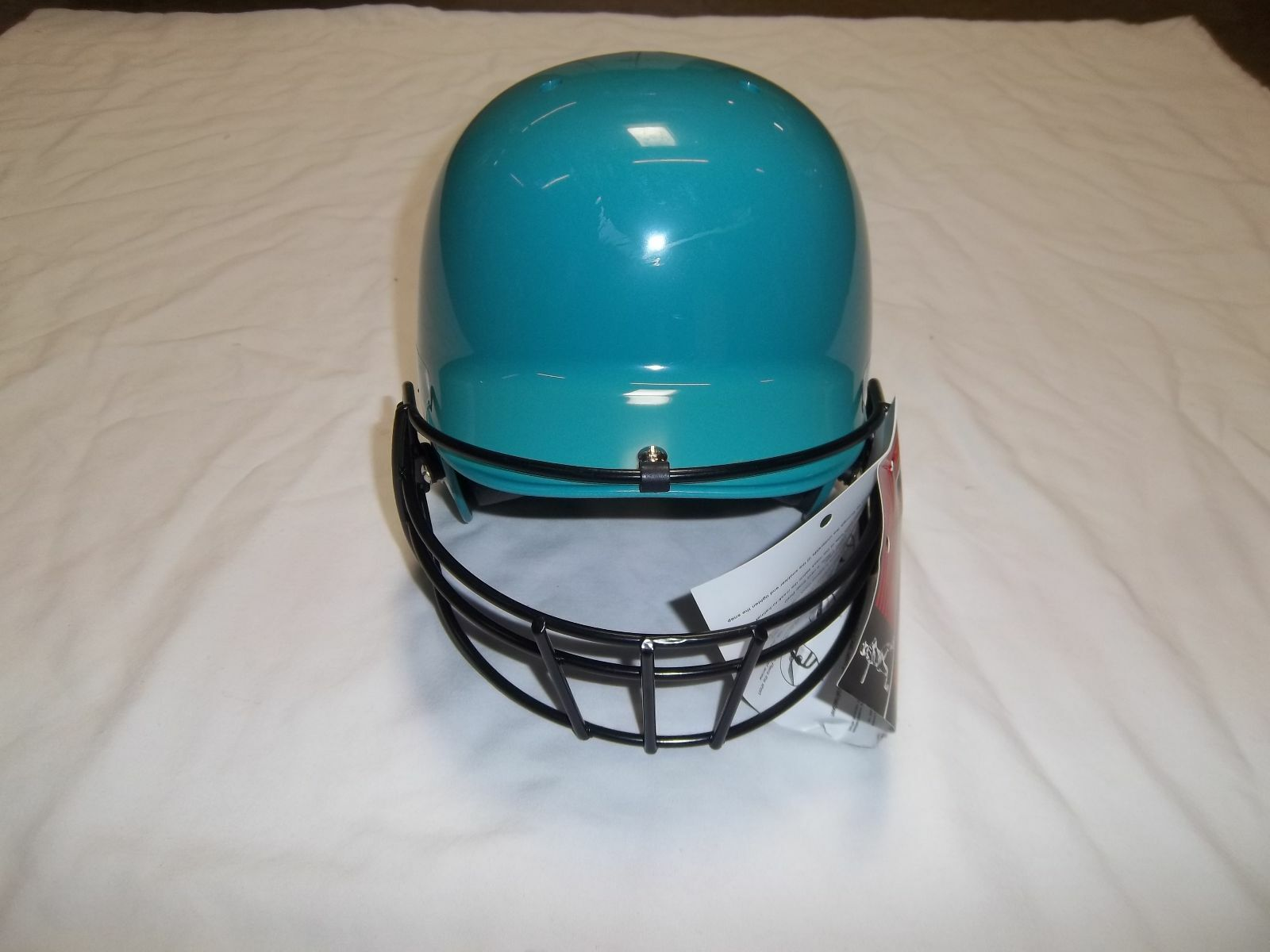 ADAMS BH-65 ONE SIZE FITS ALL SOFTBALL BATTING HELMET - VARIOUS COLORS WITH MASK
