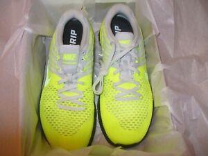 Nike Metcon DSX Flyknit  Athletic Fitness Yell/Grey 852930-701 Men Choice Sz NWB