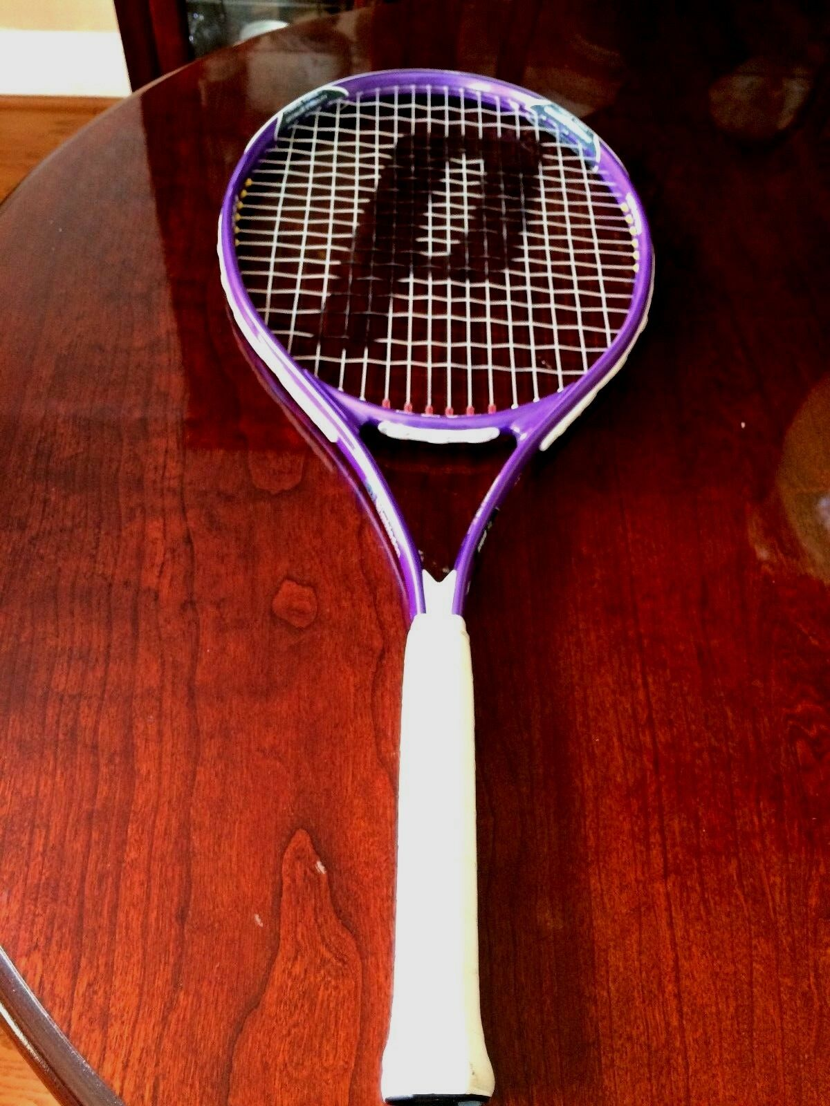Wimbledon by Prince   Sharapova Pink Triple Force Oversize Tennis Racquet