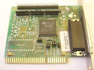 Future Domain TMC-850MEX 8-BIT ISA SCSI CONTROLLER 01-00850-043-00 PC or Apple