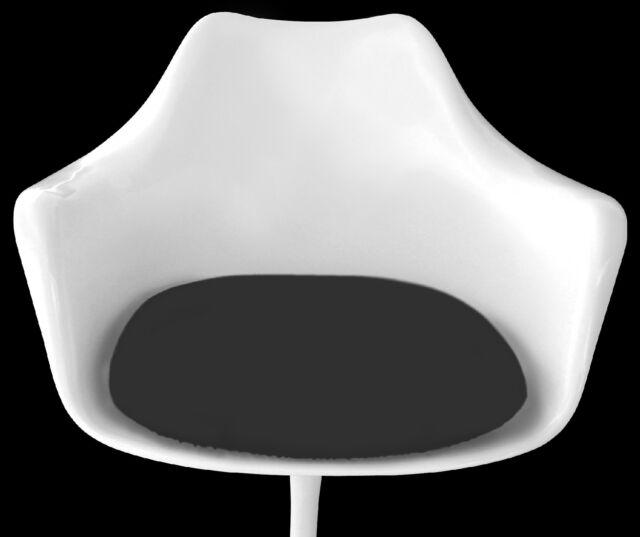 Slip-On Cushion Cover for Saarinen Tulip Chair Retro Mid Century Decor