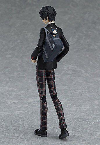Figma  EX-050 Hero (Joker) School Uniform Ver. Persona 5 From Japan New