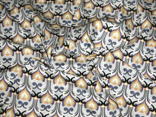 Tela vestido de popelín de algodón estampada POP014-M