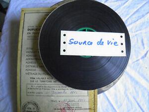 Film-16mm-Documentaire-034-Sources-de-vie-034-annees-50
