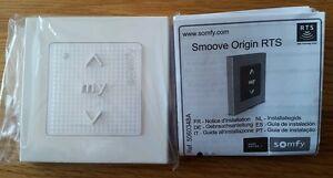 Somfy-Smoove-Origin-RTS-emetteur-Radio-Mural-Moteur-De-Volet-Roulant