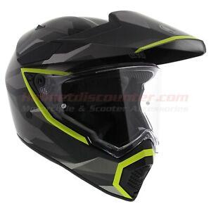 AGV AX9 Off-road Motorcycle Helmet - Matte Carbon - CHOOSE
