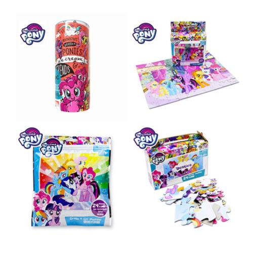 24-100 Peças Maxi Girls My Little Pony Friendship Peças Grandes quebra-cabeça
