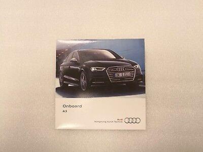 OEM AUDI A3//S3 8V ONBOARD CD NEW!! 8V2012788QB