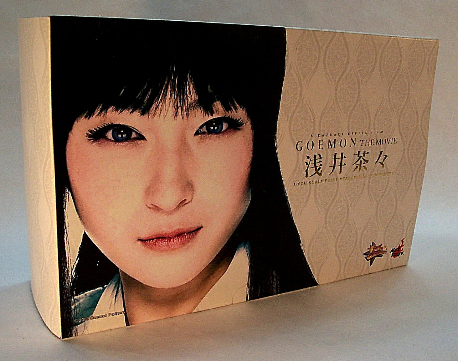 Hot Toys MMS 98 Chacha Asai  GOEMON  The Movie  1 6 Scale Figure  NEW & MIB