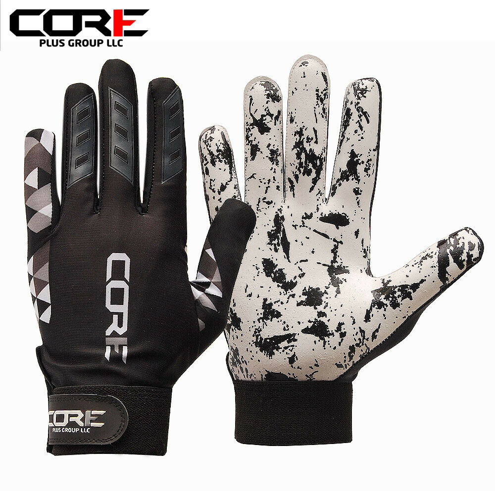 Men's American Football Outdoor Ultra fit Multi-Sports Gloves All Sizes