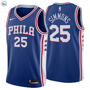 Image is loading Ben-Simmons-Philadelphia-76ers-Nike-Swingman-Jersey-Icon- 26136925b