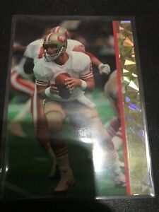 1993-Ballstreet-Steve-Young-Football-Card-San-Francisco-49ers-NMMT-Card-Prism
