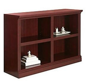 Image Is Loading Realspace Dawson Brushed Honey Maple Premium Bookcase Cherry