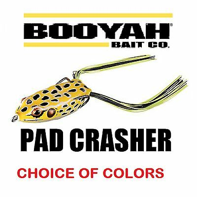 """Booyah Pad Crasher New in Box Choice of Colors 2-1//2"""" 1//2 oz"""