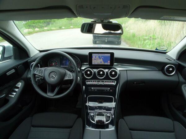 Mercedes C200 2,0 aut. - billede 4