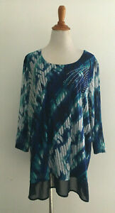 JM-Collection-Embellished-Ribbed-Tunic-Blouse-Plus-Size-2X