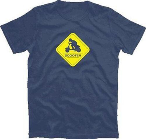 SCOOTER conducente Crossing II Bambini T-shirt 104-164