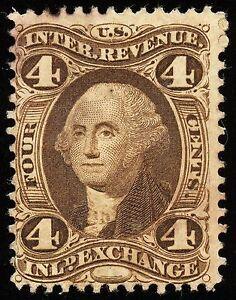 01726 U.S. Revenue Scott R20d 4c Proprietary silk paper SCV = $175