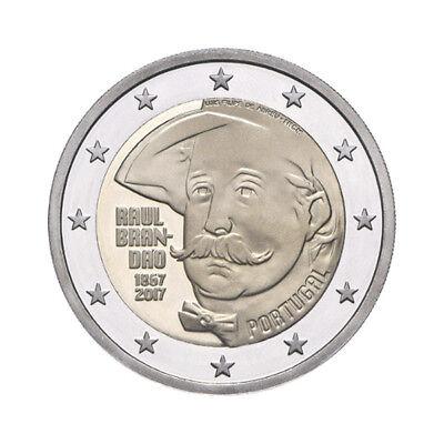 2 Euros 2015 2016 2017 Unc Coin Portugal PLEASE READ !!!!