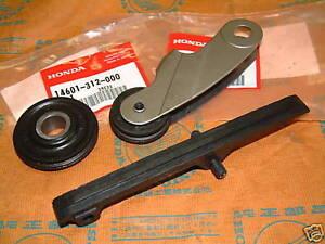 HONDA CB 750 FOUR k2-k6 k7 f1 f2 G Cam Chain Tecno Camshaft Set genuine nos