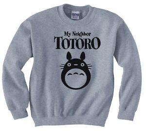 Miyazaki Anime Neighbor hayao Totoro Felpa Nuova My 7w8vRx