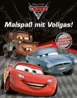 Cars 2 Malspaß von Walt Disney (2014, Kunststoffeinband)