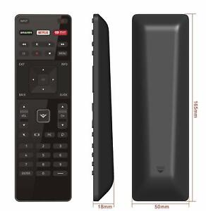 New-Remote-XRT122-Replacement-for-Vizio-Smart-TV-with-Amazon-Netflix-iHeart-Key